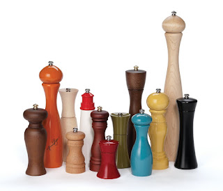fletcher's mill salt and pepper shakers in many styles
