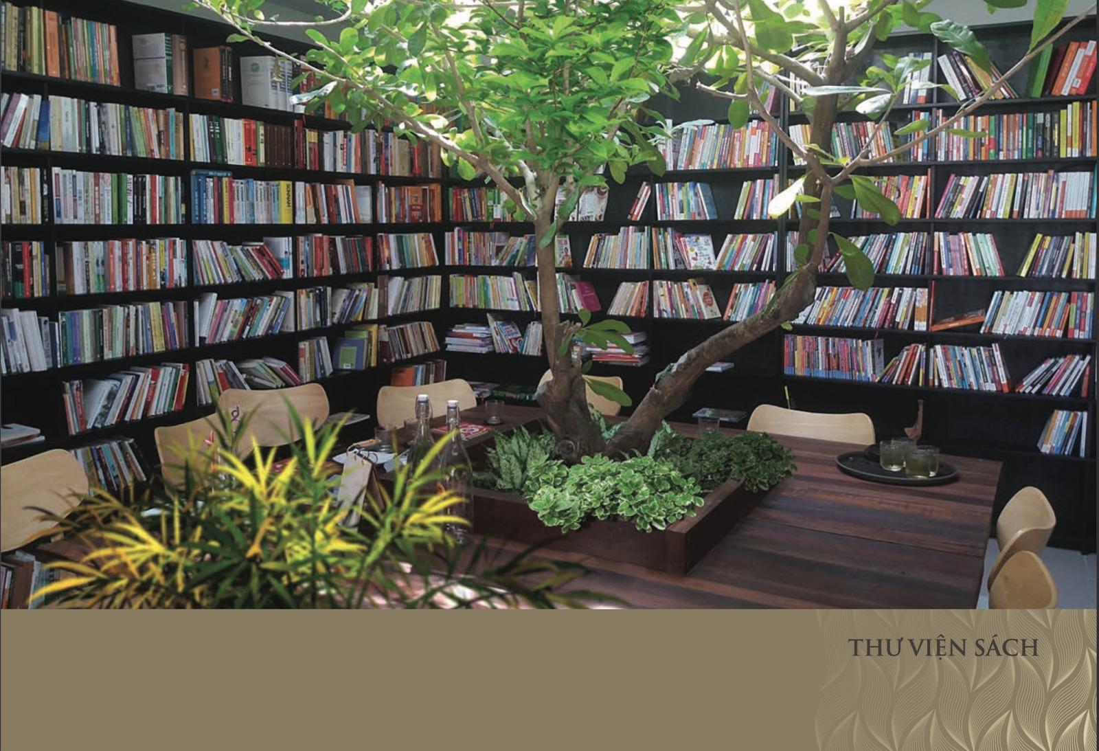 Thư viện sách Núi Trúc Square