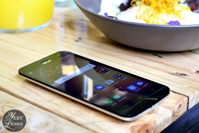 ASUS Zenfone 2 Laser ZE500KL for Food Photography