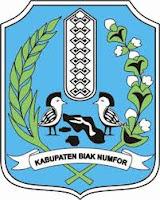 Logo / Lambang Kabupaten Biak Numfor