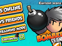 Bomber Friends MOD Unlimited Money v1.56 Apk Android Terbaru Free Download