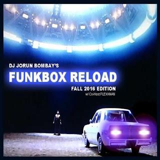 Jorun Bombay - Funkbox Reload Fall 2016 Edition