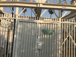 California Screamin Sign Pixar Pier