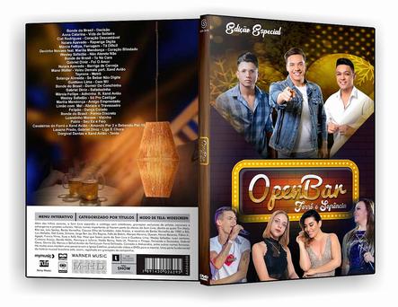 CAPA DVD – SERTANEJO E SOFRENCIA – ISO