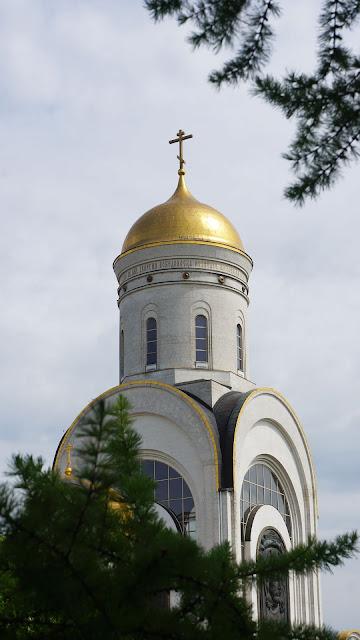 Фото Храма Георгия Победоносца