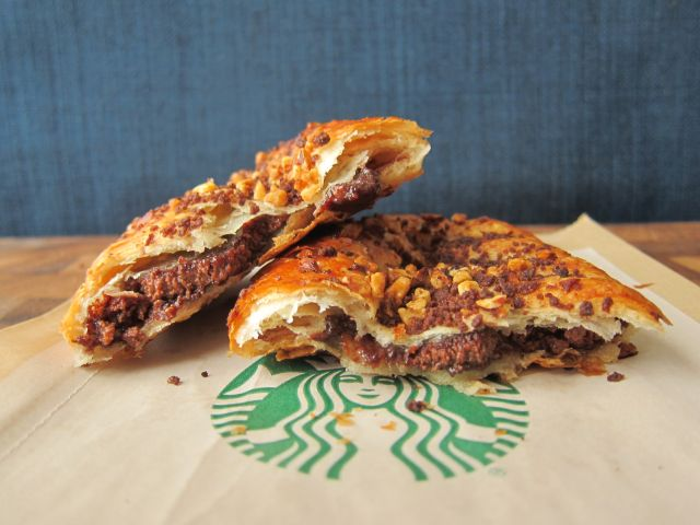 Chocolate Hazelnut Croissant Calories Starbucks