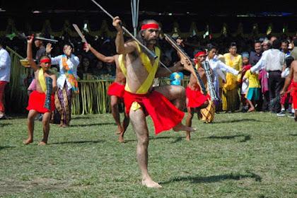 Tari Cakalele, Tarian Perang dari Maluku