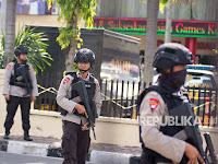 Mapolsek di Jambi Diserang, Dua Polisi Disabet Senjata Tajam
