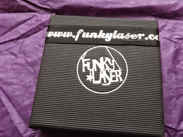 Funky Laser necklace review