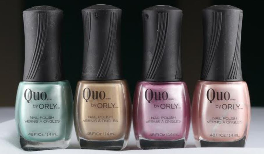 Quo by Orly Nail Polish Spring Collection 2018 - with swatches ...