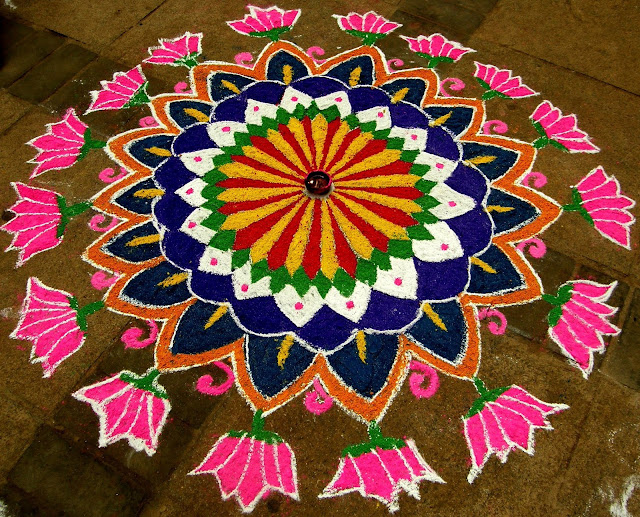 Rangoli Design Images New