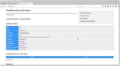 Cara Reset Mozilla Firefox dengan Mudah