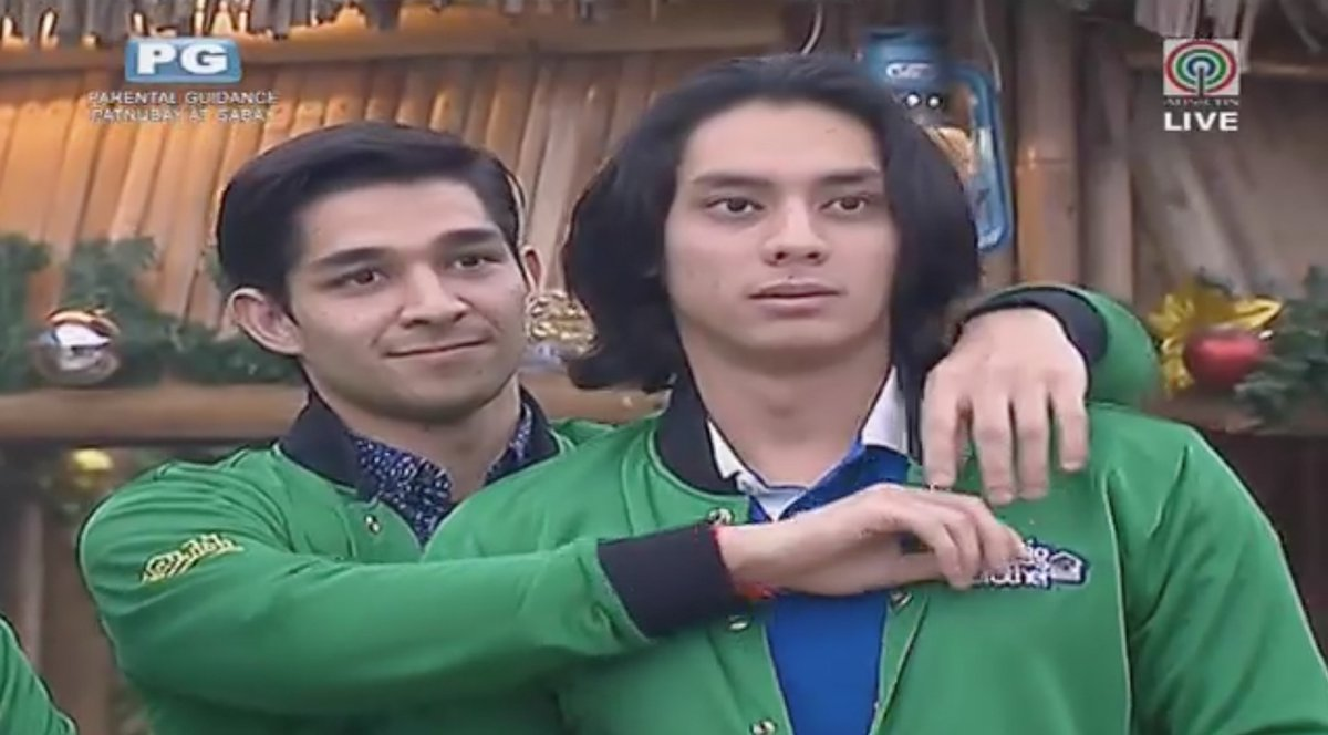 Luis and Wil PBB