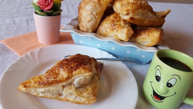 Бутерки с тиквен мармалад и орехи