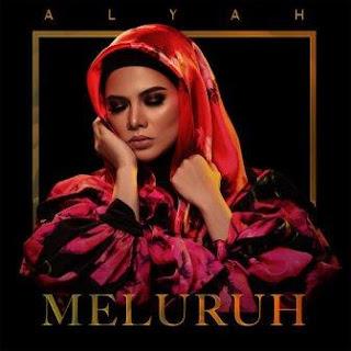Lagu ini masih berupa single yang didistribusikan oleh label Warner Music Malaysia Lirik Lagu Alyah - Meluruh
