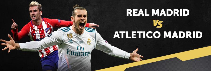 مباراة ريال مدريد واتلتيكو مدريد  الدوري الاسباني اليوم 9-2-2019