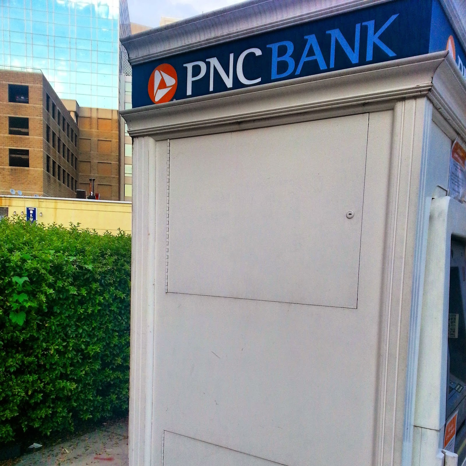 Robert Dyer @ Bethesda Row: PNC ATM TO BE REMOVED AT BETHESDA ROW IN