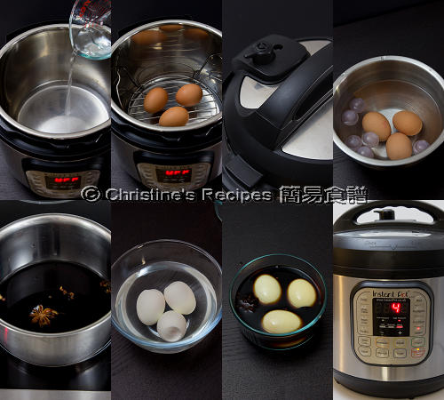 Spicy Soft Boiled Eggs Instant Pot Procedures