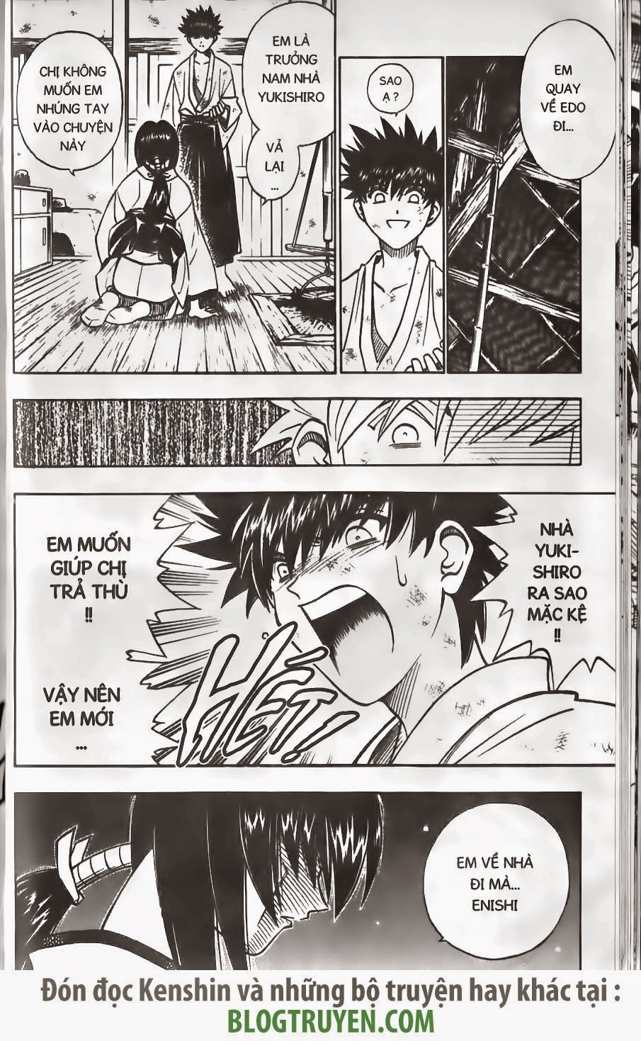 Rurouni Kenshin chap 173 trang 13