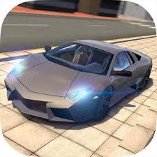 Extreme Car Driving Simulator Mod Apk v4.07-cover