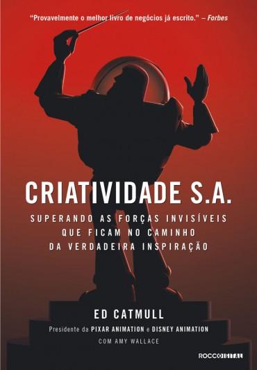 Criatividade S.A. de Ed Catmull
