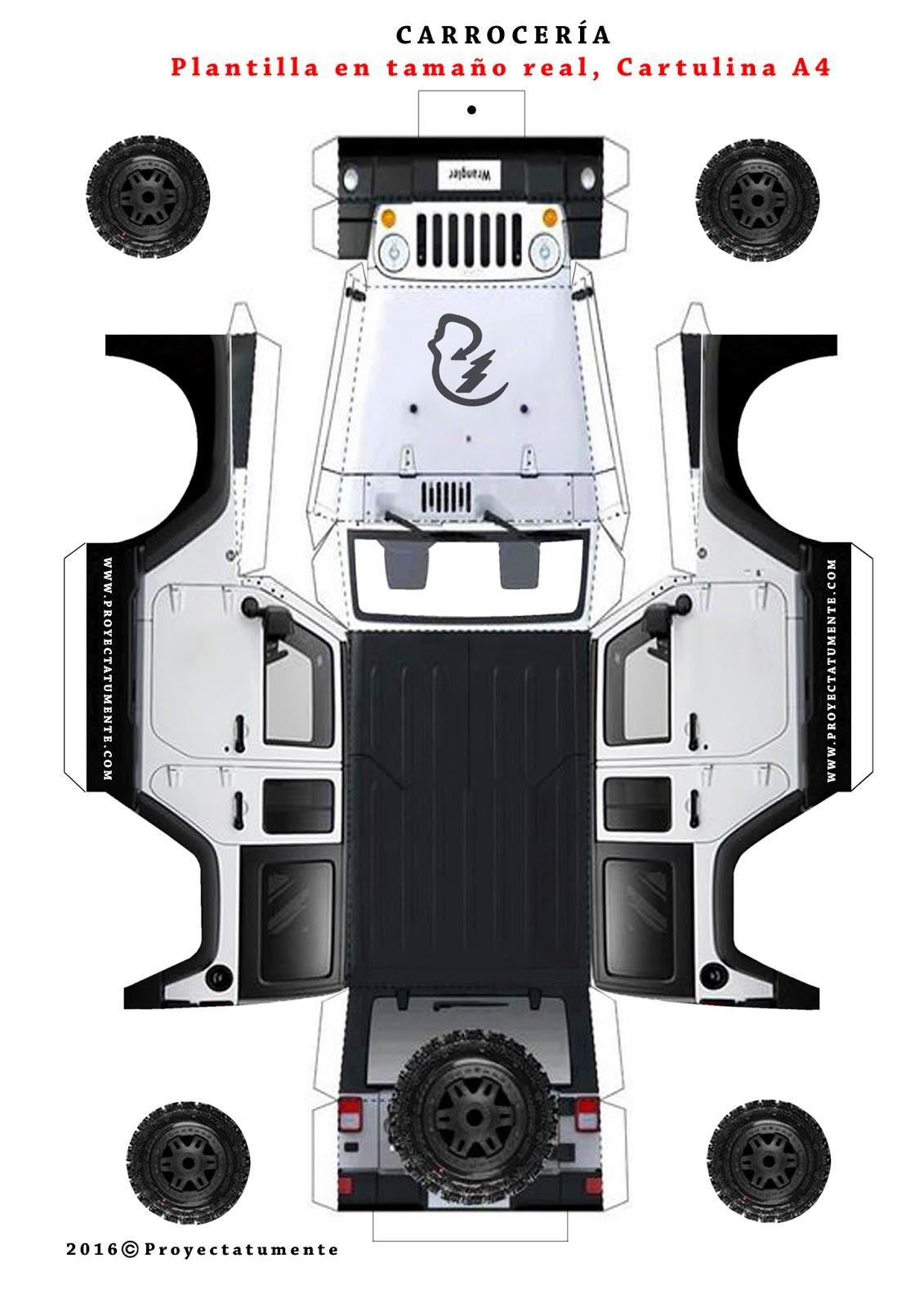 plantilla-carrocería-auto-a-motor-electrico