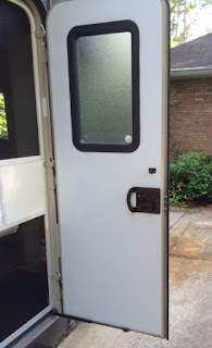 Winnebago Fuse Door