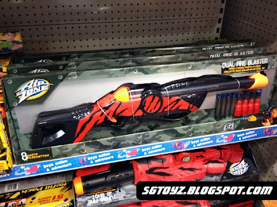 SG Toyz More New Air Zone Blasters in Singapore!