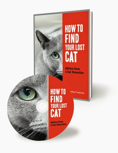 Educational Lost Cat Guides