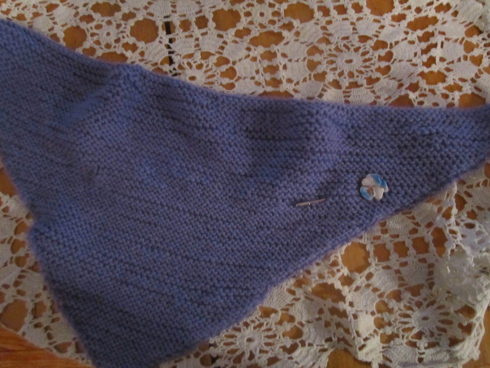 Urban Hounds Simple Saturday Knit A Bandana Scarf For Yourself Or