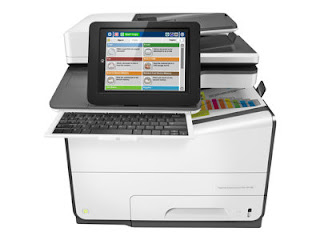 HP PageWide Flow MFP E77650 Universal Print Driver PCL6