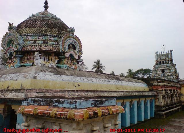Umamaheswarar Temple Konerirajapuram