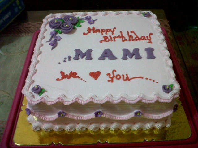 resep kue tart ulang tahun yang lembut
