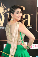 Manjusha in Beautiful Sleeveless Green Anarkali dress at IIFA Utsavam Awards 69.JPG