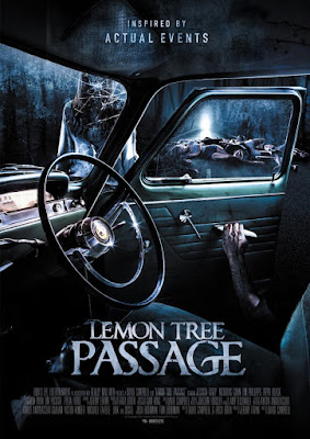Lemon Tree Passage 2013 DVD R2 PAL Spanish