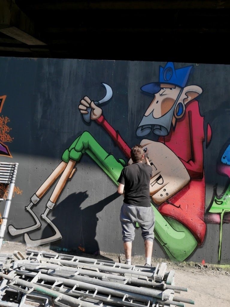 graffiti jam