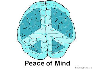 cara  tenang, tidak stres, stabil, bahagia