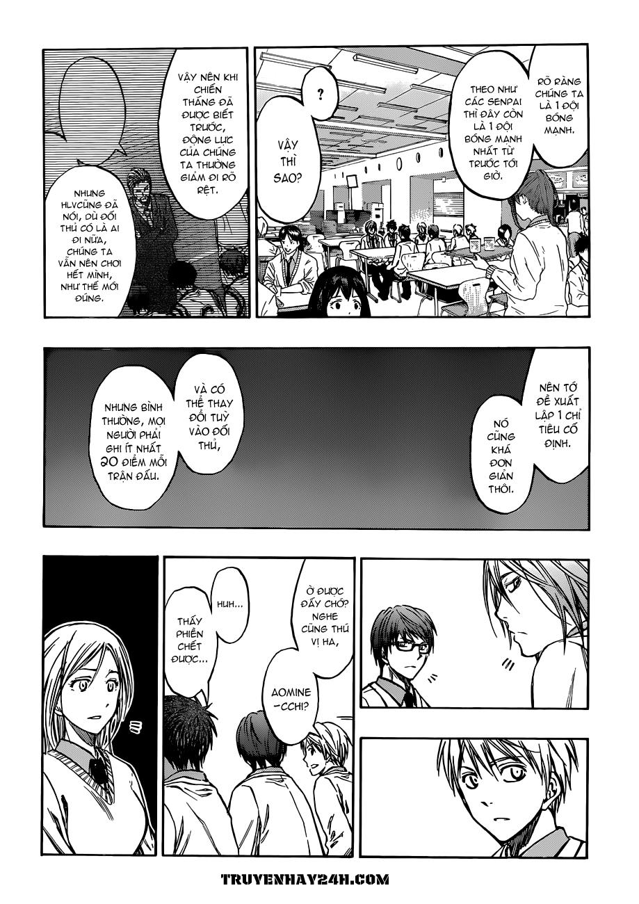 Kuroko No Basket chap 214 trang 4
