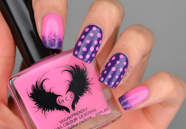 NAILS | Going Girly with LACC Nail Lacquer