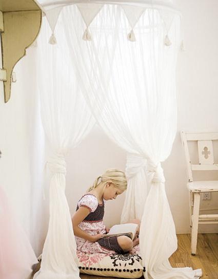 10 reading corners for children 5