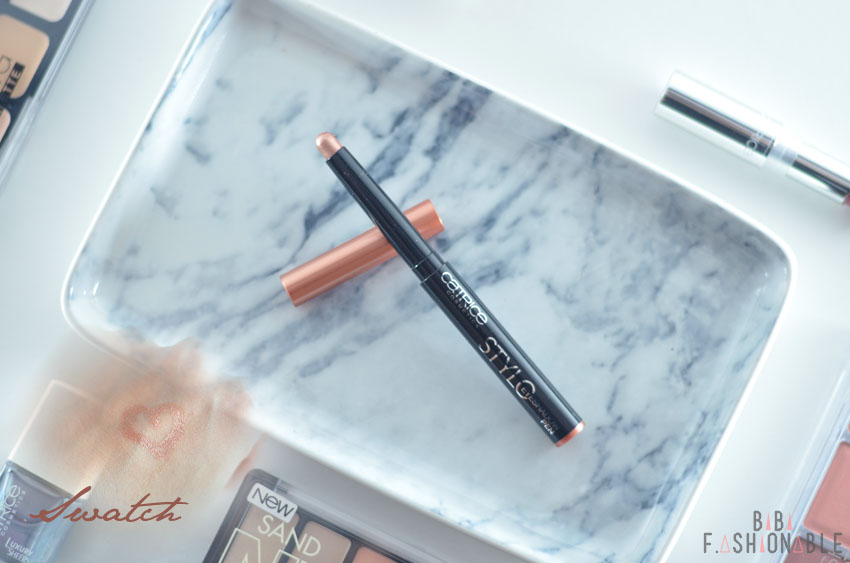 Bloggers Favorites Stylo Eyeshadow Pen 030 Copper and Paste