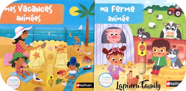 livres animes nathan