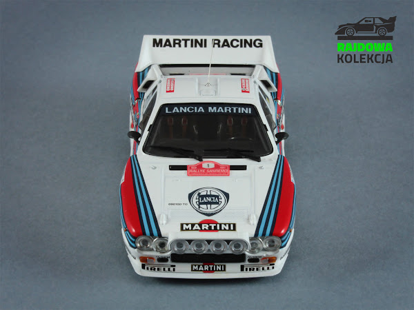 HPI Racing Lancia 037 Rally Rallye Sanremo 1985 1 of 3008