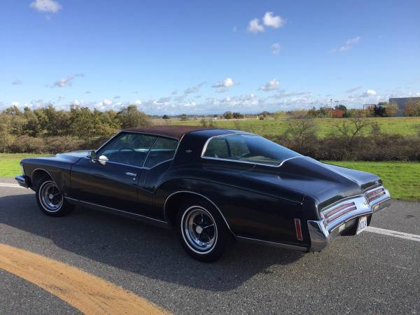 Original 1973 Buick Riviera Boat Tail