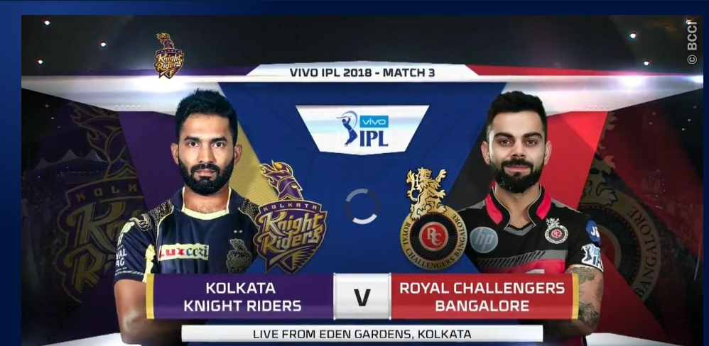 RCB vs KKR Full Match Highlights (2018) Full HD 720p Free Download