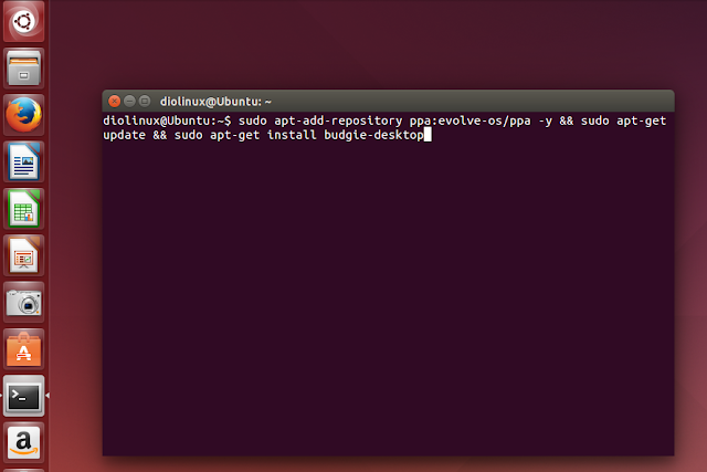 Como instalar o Budgie Desktop no Ubuntu 14.04, 15.10 e 16.04