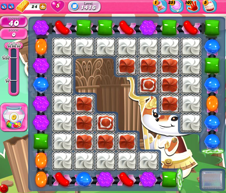 Candy Crush Saga 1416