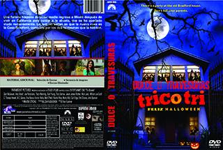 Trico Tri Happy Halloween - Cover DVD + Bluray