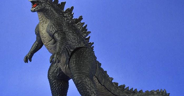 The Rave Corner Bandai Creations Godzilla 2014 Review
