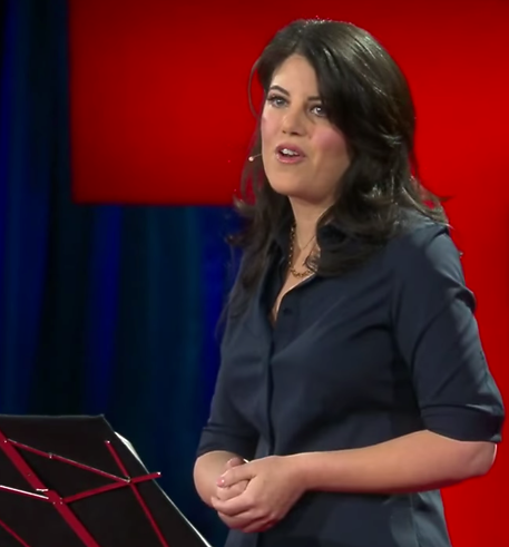 Monica Lewinsky at her TED Talk